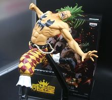 original banpresto Bartolomeo figure one piece toy scultures big 5 vol.3 model