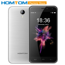 "Originial HOMTOM HT3 Pro 5.0""HD Screen Smartphone 4G MTK6735P Quad-core Cell Phone 2GB RAM+16GB ROM 3000mAh Battery Wake Gesture"