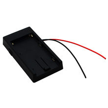 Buy Battery Adapter Mounting Plate NP-F970 F750 F550 Sony DSLR for $13.36 in AliExpress store
