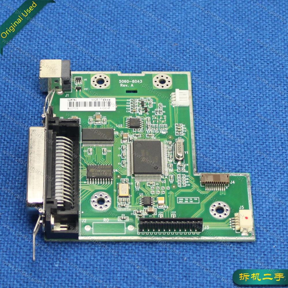 Q2678-67901 Formatter PC board for HP Laserjet 1005 printer parts Original used<br>