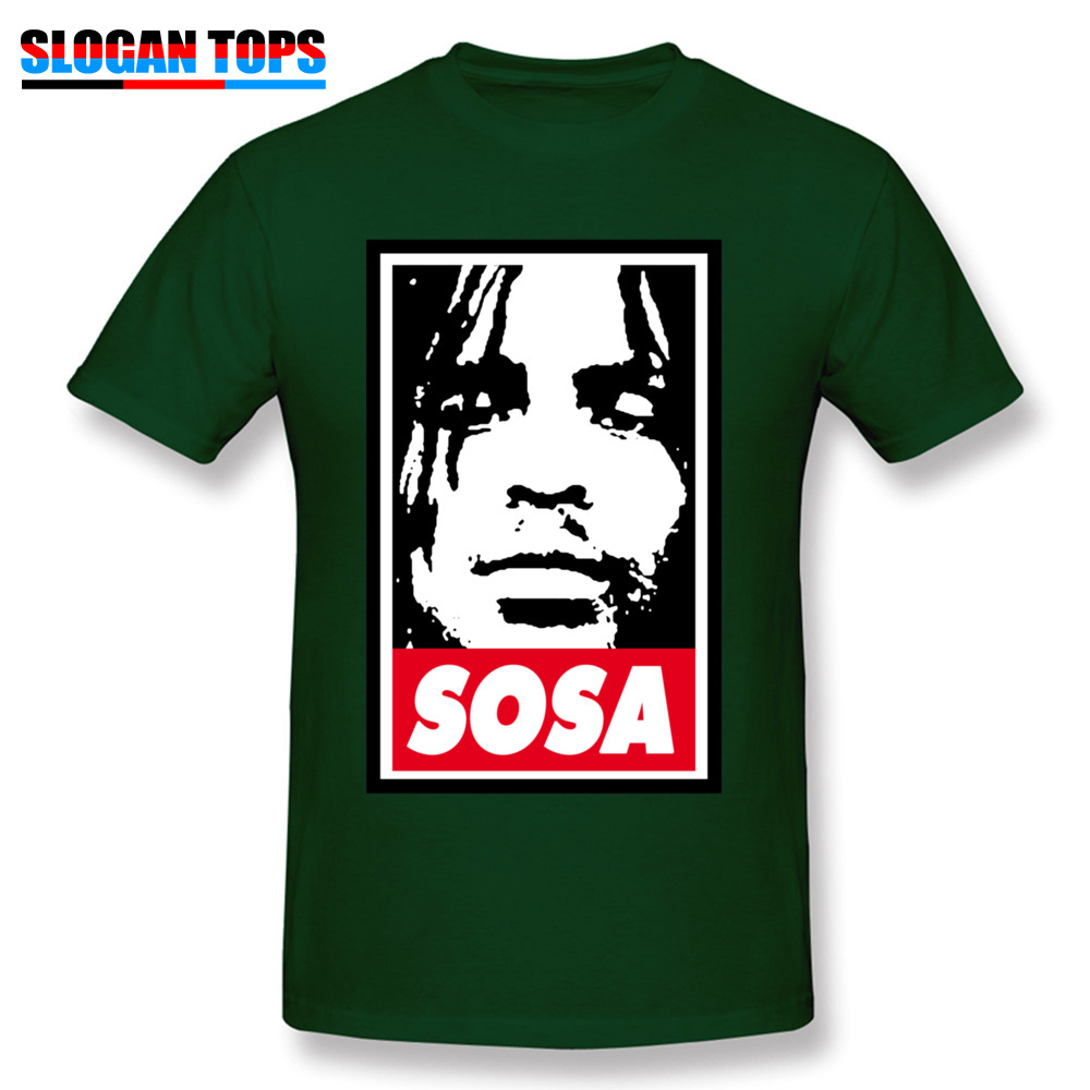 Sosa Chief Keef 1151 Tops Shirts Brand New O Neck Design Short Sleeve All Cotton Men\`s Top T-shirts Street Tees Sosa Chief Keef 1151 dark