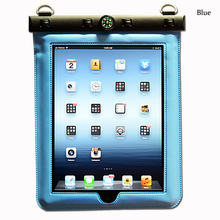 9.7 - 10.1 inch Tablet Case Waterproof Protective Bag for iPd Air Mini Samsung Galaxy Tab Dell Asus Ultra Clear(China)
