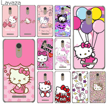 Lavaza lovely cute Hello Kitty lovely pink Case for Xiaomi Mi 6 5 5s mi6 mi5 mi5s Plus Redmi & Note 2 3 3S 4 4X 4A Prime Pro(China)