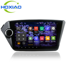 Android 5.1.1 Car GPS Navigation for Kia RIO K2 2010 2011 2012 2013 2014 2015 2016 Quad Core 9 inch 2 din Radio Player WIFI DVR(China)