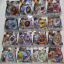 4D hot sale beyblade 16 different style BEYBLADE METAL FUSION FIGHT STARTER BEYBLADE SPIN TOP TOY BEYBLADES MIX ALL MODEL free s