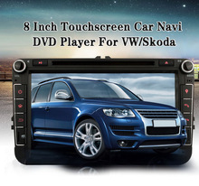2 Din Car Video DVD Player for Volkswagen WIFI 3G Network GPS Car DVD Player WCE GPS NAVI Video Player Support Rear View Camera