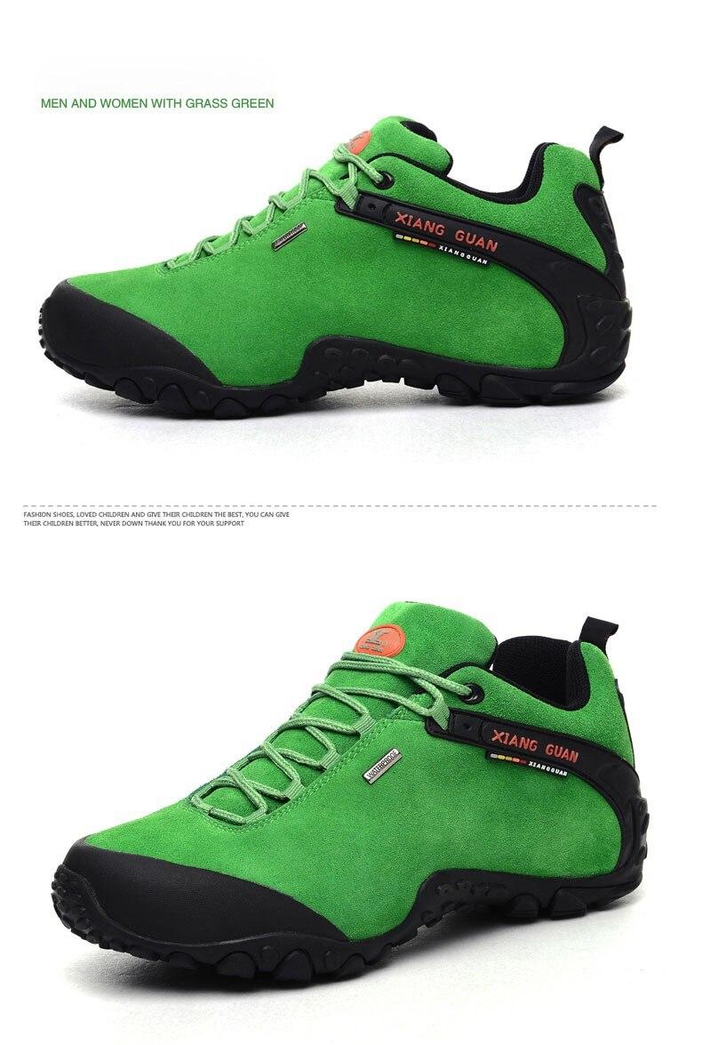 XIANG GUAN Winter Shoe Mens Sport Running Shoes Warm Outdoor Women Sneakers High Quality Zapatillas Waterproof Shoe81285 42