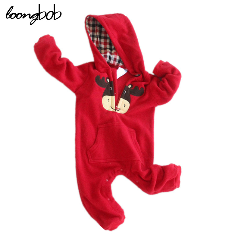 New Autumn baby rompers winter soft unisex animal thicken warm hoodies fleecing romper bebes infant jumpsuits 732C<br><br>Aliexpress