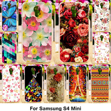 Buy TAOYUNXI Flower Rose Cover Case Samsung Galaxy S4 Mini I9190 Duos I9195 I9197 GA009 GT-i9190 i9192 9190 Plastic Case for $1.98 in AliExpress store