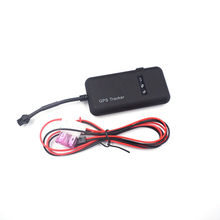 2016 GT02A car gps GSM GPRS SMS GPS 4 band tracker real address Google link real time tracking for Car Auto Vehicle Motorcycle