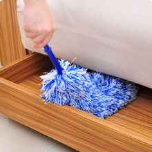 1Pcs High Quality Car Dust Static Feather Duster Long Design Ultrafine Bendable Fiber Household Cleaning Tool(China)
