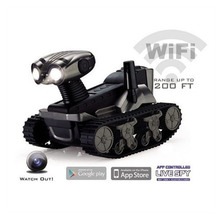 High Quality RC Tank Toys ROVOSPY 728 WiFi App Controlled WALL-E Tank Robot With Night Vision Camera Remote Control Robot
