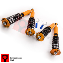 Damper Coilover Kits For Honda 98-02 Accord 99-03 Acura TL 01-03 CL Shocks Absorber Suspension Coilover Strut Front Rear Race(China)
