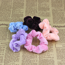 7 Colors High Quality Scrunchy Elastic Hair Bands Pink Women/Girls Ballet Dance Hair Accessories Headdress Decoration For Hair
