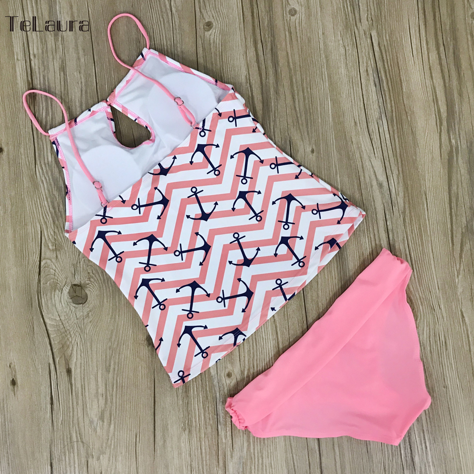 Sexy Bikinis Women's Swimwear Brazilian Bikini Tankini Biquini High Waist Swimsuit Two Pieces Bathing Suit Summer Beach Wear 18