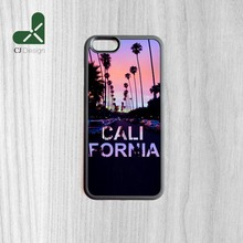 Latest Design Beautiful Picture California Fashion Protective Back Cover For iPhone 6 6s Mobile Phone Shell(China)