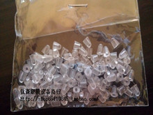 Glasses accessories glasses screw rimless frames plastic screw cap glasses screw cap 5bags/lot