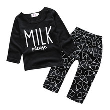 2017 Baby Boy Clothes Summer Baby Brand Clothing Sets Long Sleeve Newborn Clothing Baby Rompers Bebes Roupas Infant Clothes