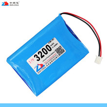 In 367090 3200mAh seven inch tablet personal computer terminal 3.7V lithium polymer battery 407090 Rechargeable Li-ion Cell
