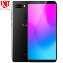 "Original ZTE Nubia Z18 mini Mobile phone 5.7"" 6GB RAM 128GB ROM Octa Core 24MP+8MP Dual Rear Camera 19:8 Full Screen Fingerprint"