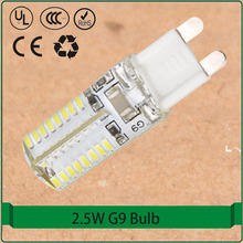 2 pieces 3w g9 base led lamp g9 led corn bulb G9 LED Bulb(China)