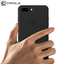 CAFELE Original Ultra thin Phone Case for iPhone 7 Fashion PP Micro Matte Flexibility for iPhone 7 Plus Cover Case