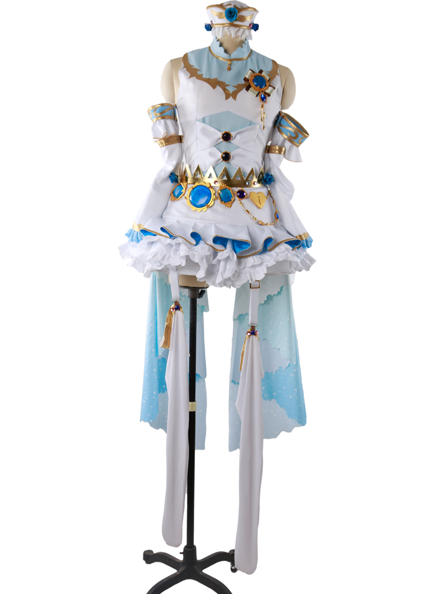 Love live Birth Stone Minami Kotori Cosplay Costume Custom Made