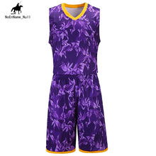 2017 Latest Basketball Service Breathable Camouflage Basketball Sports Clothing Game Special Clothes Summer Latest Size 5X 39
