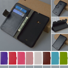 For Lumia 625 Wallet PU Leather Stand Flip Case for Nokia Lumia 625 Cover Phone Bag XL/720/820/830/N8/730/X2/640/532/430/550/650