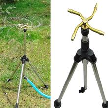 NEW Good Quality 360 degree Rotation Sprinkler 1/2 Inch Brass Garden Lawn Watering Irrigation Spray Nozzle
