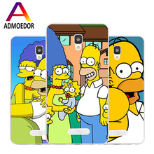 lenovo a1000 Case,Silicon Popular Cartoon Painting Soft TPU  Back Cover for lenovo a2800d Phone protect Bags shell