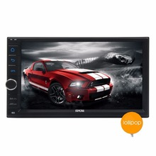 Android 5.1 Car multimedia Quad Core 2 Din GPS Navigation Stereo Radio Multimedia Receive Bluetooth Wifi 1080P Video Mirror Link