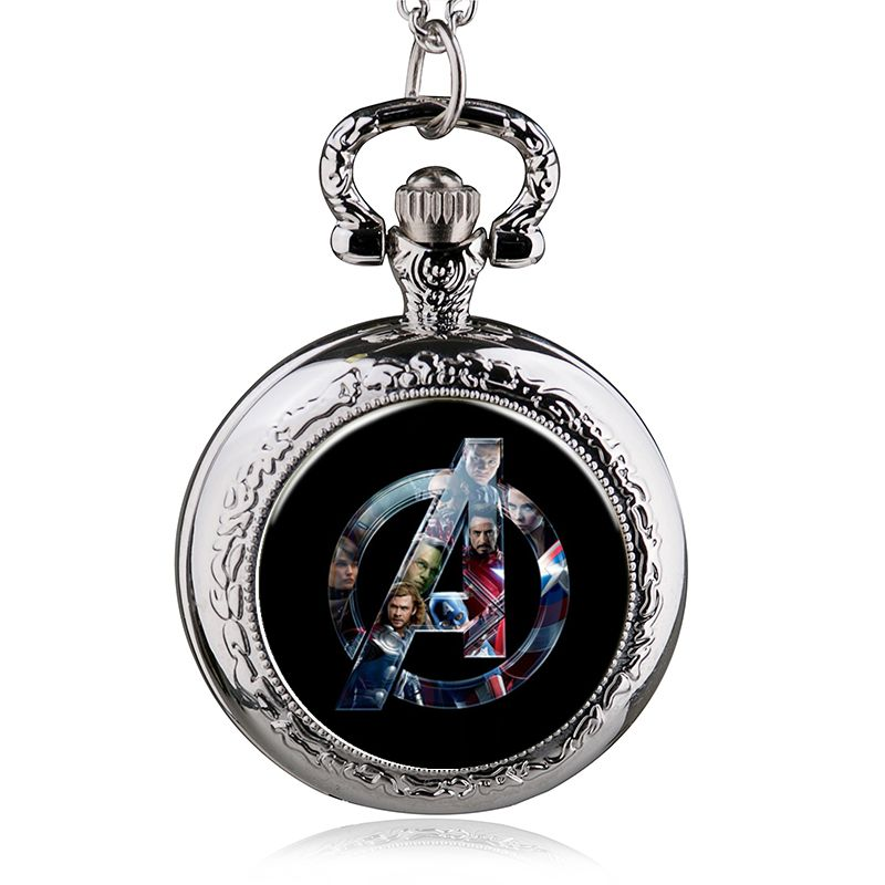 DORA COS US Captain Matsuo Mugs Q US Captain Three Pocket Watch Male And Female Student Gift Hanging Table(China (Mainland))