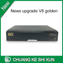 2017 Latest Singapore Starhub HD Cable TV Receiver combo receiver V8 golden dvb C