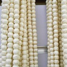 Wholesale 4mm 6mm 8mm Nature Round Stone Beads Loose Beads Making Jewelry For DIY Bracelet(China)