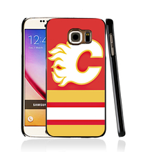 14573 calgary flames hockey canada cell phone case cover for Samsung Galaxy edge PLUS S7 S6 S5 S4 S3 MINI