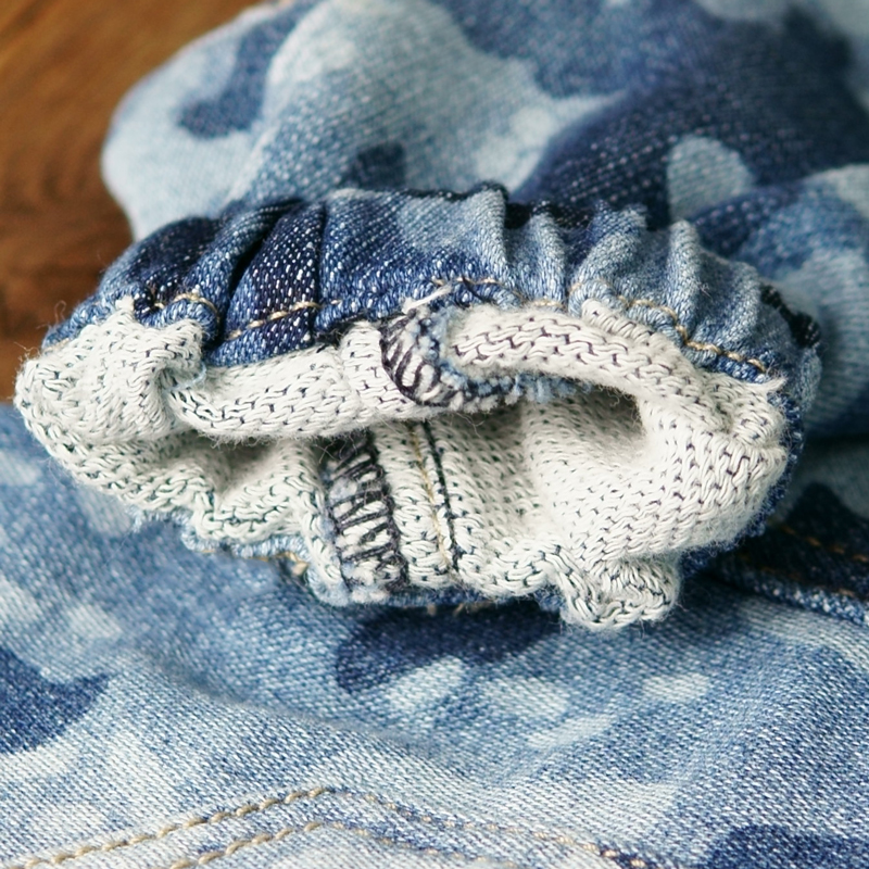 HSIN1701014 (5)Baby Denim Jeans Pants Warm Soft Leggings Boys Girsl Newborn Bebe Harem Trousers Infant Toddler Blue Pantalones Children Clothes