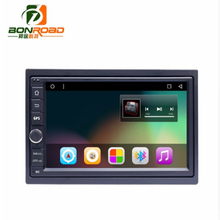 "7"" 2Din 1024*600 Android 6.01 Car Tap PC Tablet 2 din Universal For Nissan GPS Navigation BT Radio Stereo Audio Player(No DVD)"