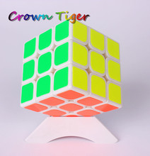 magic cube 3x3x3 Profissional three Layers speed Cube Puzzle cube kids classic Toy Black White Colors Neo Cube Toys For Children
