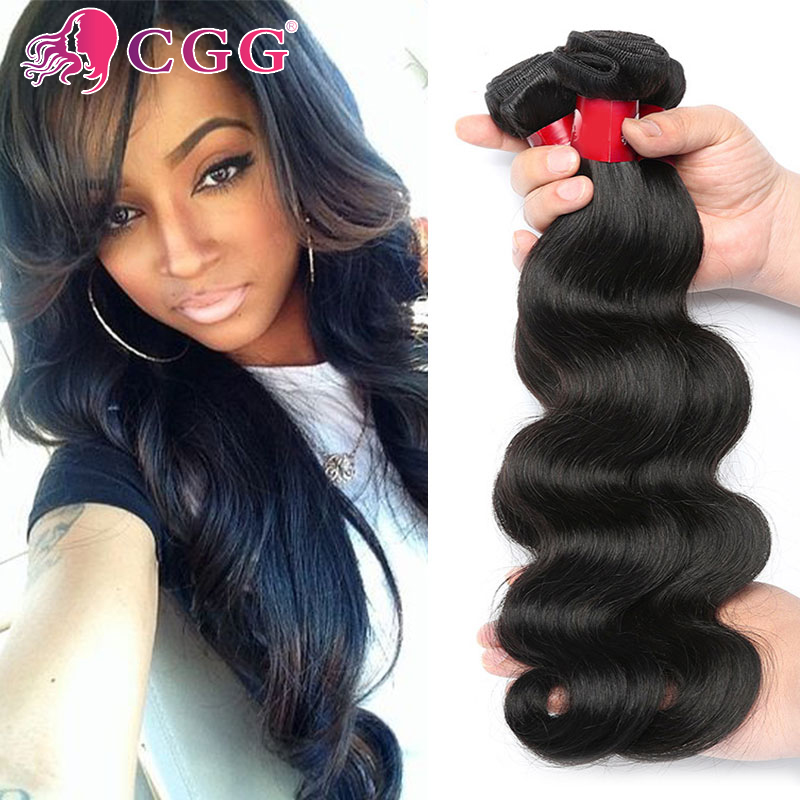 7A Unprocessed Virgin Hair Body Wave Brazilian Hair Weave 3 Bundles 100% Human Hair Extensions No Tangle Brazilian Virgin Hair<br><br>Aliexpress