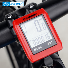 INBIKE Waterproof Wireless Touch Screen 3 Color Cycling Computer Bicycle Bike Meter Speedometer Odometer Bicycle Accessory 805