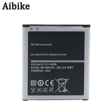 Aibike New original mobile phone battery B600BC 2600mAh For Samsung galaxy S4 i9505 i9500 i9502 i9508 i9158 Battery Replacement