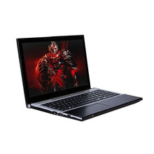 15.6inch game laptop computer 4GB RAM 500GB HDD celeron J1900 Quad core HDMI windows 10 notebook pc(China)