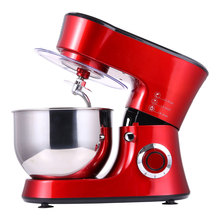 NEW Electric Dough Mixer Professional Egg Blender 5L Kitchen Stand Food Mixer Milkshake/Cake Mixer Kneading Machine 220V/1000W(China)