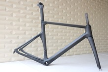 OEM products 3k road carbon frame . TT-X1 carbon frame, aero road bicycle carbon frame . DI2 carbon bike frame .(China)