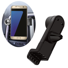 360 Degree Portable Car Air Vent Holder for Samsung Galaxy S7 edge, On7, J7008, J7108, A7000, A7100, On7 Pro Phone Car Trestle(China)
