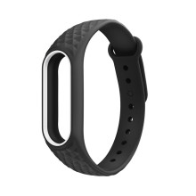Buy Ouhaobin New Fashion Light Original Silicone Wrist Strap WristBand Bracelet Replacement XIAOMI MI Band 2 Straps Nov11 for $1.66 in AliExpress store
