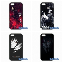 Anime Black Butler Phone Cases Cover For Blackberry Z10 Q10 HTC Desire 816 820 One X S M7 M8 M9 A9 Plus(China)