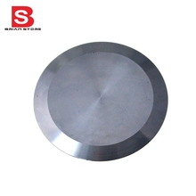 Sanitary End Cap Tri Clamp Ferrule Flange  Stainless Steel SUS SS 304