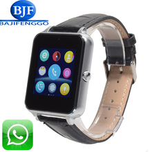 2017 new smart watch G06 for Android phone support SIM / TF card camera Bluetooth smart clock better than DZ09 GT08 smart watch
